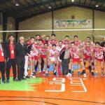 پیروزی تیمهای والیبال شهریار در لیگ والیبال کشور/بار فنی بازی برحاشیه های آن چربید