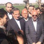 به دستان معاون اول رئیس جمهور صورت پذیرفت / افتتاح پروژه در شهریار