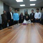 تجلیل و تکریم از دو ورزشکار معلول حائز رتبه برتری کشور درشهرستان شهریار