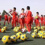 جام جهانی – تب فوتبال و تاملی در مدارس فوتبال شهریار