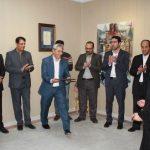 برگزاری مراسم اختتامیه نمایشگاه گروهی خوشنویسی و نقاشیخط استاد مراد فتاحی