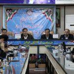 نشست مطبوعاتی مجید پارسا، رئیس آموزش و پرورش شهریار با اصحاب رسانه