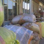 دپو ۱۵۰ کانتینر تخمه آفتابگردان در گمرک شهریار و بندرعباس