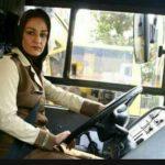 دغدغه های اولین بانوی راننده اتوبوس شهریاری