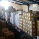 کشف تجهیزات پزشکی قاچاق در شهریار