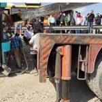 واژگونی اتوبوس در محور شهریار ۱۶ مجروح بر جای گذاشت