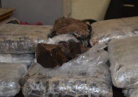 کشف  بیش از ۸۵ کیلو گرم موادمخدر تریاک در شهریار