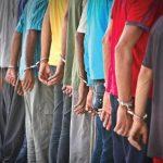 کشف ۱۷۶ دستگاه خودروی سرقتی و دستگیری ۲۷۲ نفر سارق در بهمن ماه ۹۸ در شهریار
