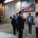 بازدید شهردار شهریار از ایستگاه سازمان آتش نشانی و خدمات ایمنی