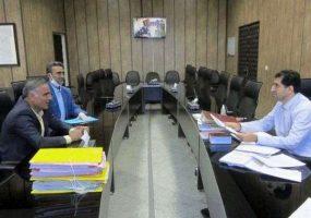 اجرای طرح ضربتی قطع انشعابات غیر مجاز شهرستان شهریار
