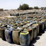 کشف ۶۰ هزار لیتر سوخت قاچاق در شهر قدس