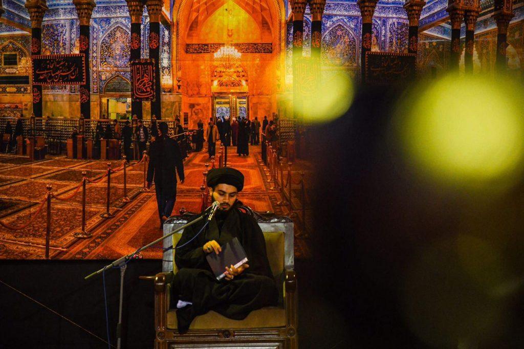 حجت الاسلام سید فهیم موسوی