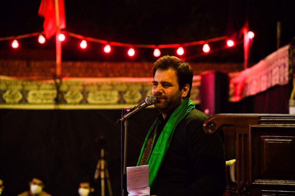 سید امین شاهمیری