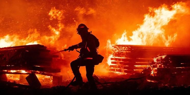 ماجرای تفتیش ماشین آتش نشانی شهریار در کارخانه لبنیات میهن چه بود؟
