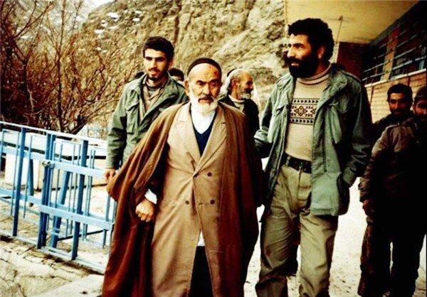 شهید یدالله کلهر سردار رشید شهرستان شهریار