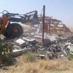 تخریب ۲۸۰۰ بنای غیرقانونی در شهرستان شهریار