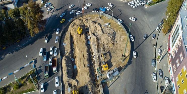 پروژه تقاطعات غیرهمسطح شهریار