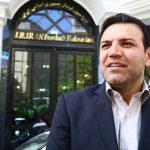 شهاب الدین عزیزی خادم، سکاندار جدید فدراسیون فوتبال ایران، چه کسی است؟