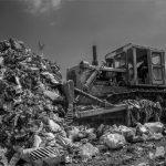 دفن غیراصولی هزارتن زباله در غرب استان تهران به طور روزانه