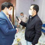 توزیع ۱۰۰ بسته معیشتی به نیازمندان در شهرستان شهریار