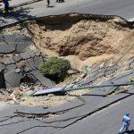 تشریح تاثیرات زیانبار فرونشست زمین در دشتهای کشور