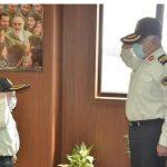 کودک ۸ ساله سرطانی رئیس پلیس غرب استان تهران شد