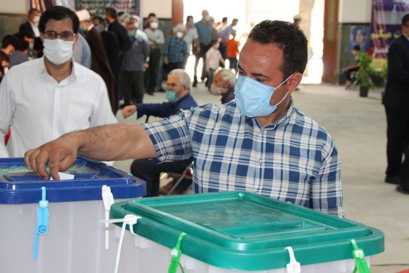 وضعیت انتخابات در شهریار