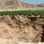 دلیل فرونشست زمین درشهریار؛ تخلیه سفرههای آب زیرزمینی ازطریق چاههای عمیق