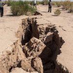زلزله تغییر اقلیم و فرونشست زمین در شهریار / فرونشست زمین در استان تهران بیداد میکند
